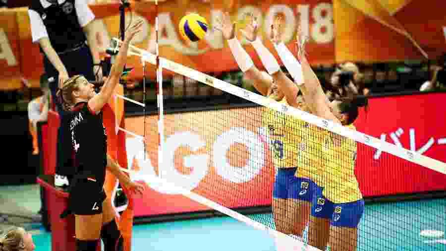 c634d9aecc Brasil leva virada da Alemanha e perde estreia na segunda fase do Mundial
