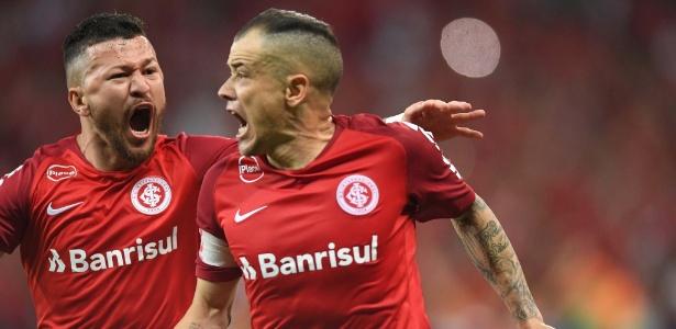 """D""""Alessandro se diz envergonhado com os problemas na final da Libertadores deste ano - Ricardo Duarte/Inter"""