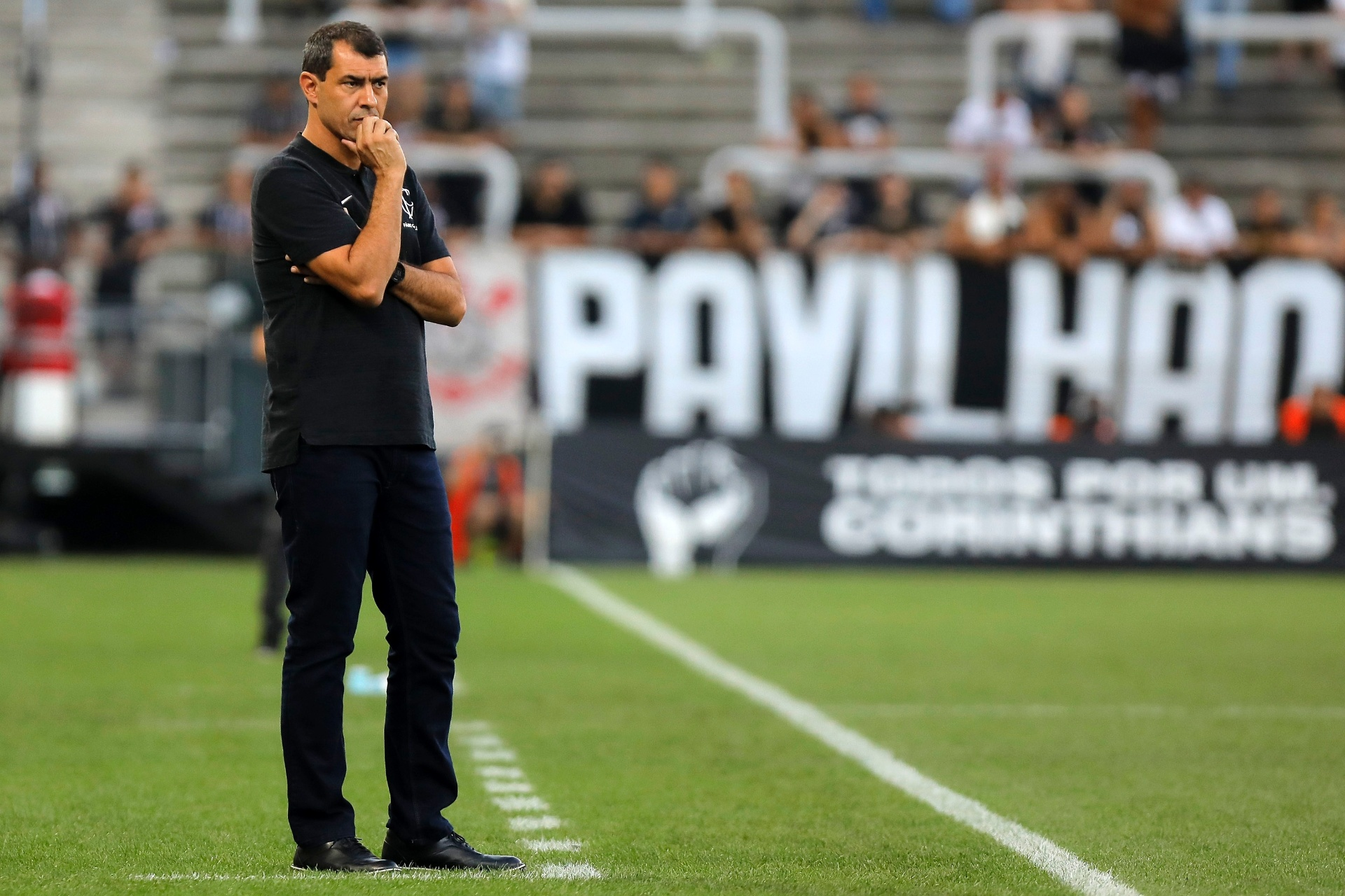 Corinthians deixa problema