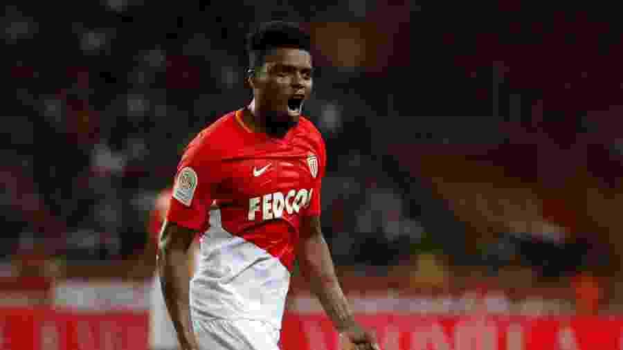 Desde 2016 no Mônaco, o zagueiro Jemerson é um alvo do Flamengo para o setor defensivo - Eric Gaillard/Reuters
