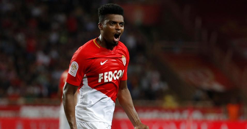 Desde 2016 no Mônaco, Jemerson marcou quatro gols com a camisa da equipe francesa