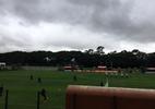 Chuva e trânsito atrapalham programação da seleção chilena em São Paulo - José Eduardo Martins/UOL