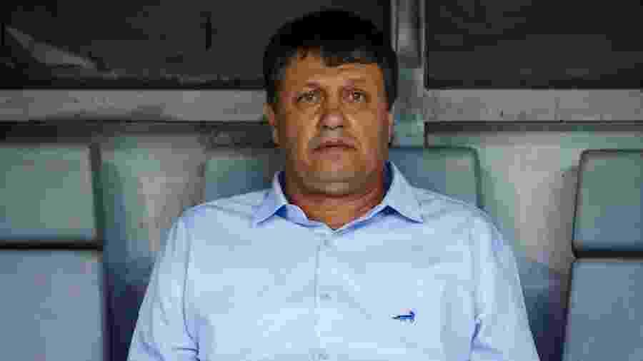 Adilson Batista não sabe se permanecerá como treinador do Cruzeiro em 2020 - Vinnicius Silva/Cruzeiro