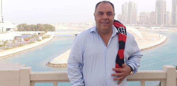 Vice do Flamengo classifica grupo na Libertadores como 'pedreira'