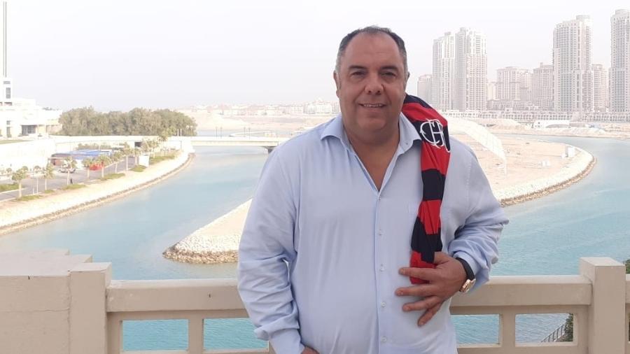 Mercado da Bola 2020: Marcos Braz, vice de futebol do Flamengo, terá semanas de muito trabalho pela frente - Leo Burlá/UOL