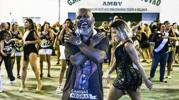 Ensaio do Grêmio Recreativo Escola de Samba União Cruzmaltina  - Matheus Lopes / União Cruzmaltina