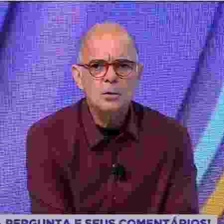 Paulo Lima, comentarista da Fox Sports - Reprodução/Fox