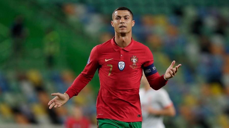 Cristiano Ronaldo é diagnosticado com o novo coronavírus - Soccrates Images/Getty Images