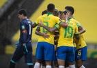 Band e operadoras pagas tentam viabilizar Uruguai x Brasil em TV aberta - Lucas Figueiredo/CBF