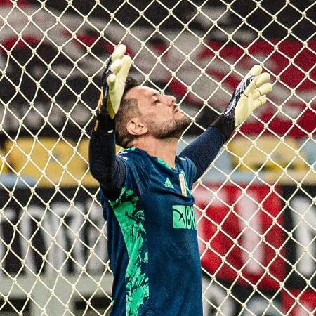 Diego Alves continuará no Flamengo - Alexandre Vidal/Flamengo
