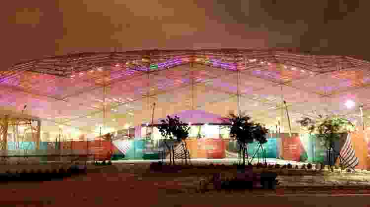 Estádio Education City - Tiago Leme - Tiago Leme