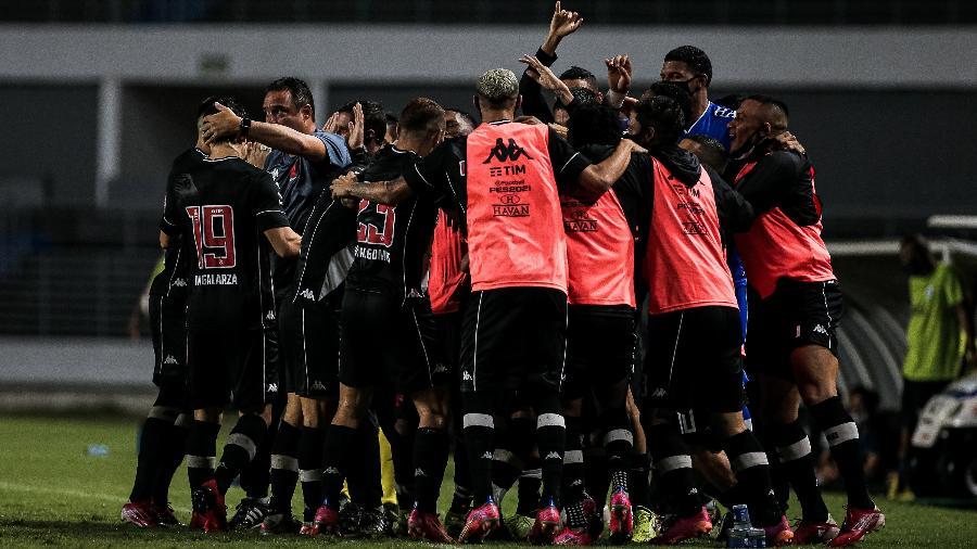 Vasco empatou com o CSA em 2 a 2, em Maceió (AL), pela Série B do Campeonato Brasileiro - Rafael Ribeiro / Vasco