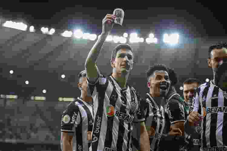 Nacho - Pedro Souza/Atlético - Pedro Souza/Atlético