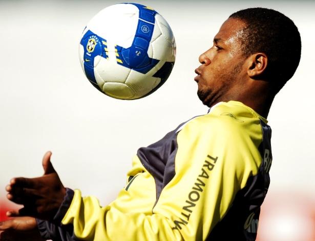 Sidnei deixou o Internacional na metade de 2008 e atualmente está no Bétis-ESP - Daniel Marenco/Ag. RBS/Folha Imagem