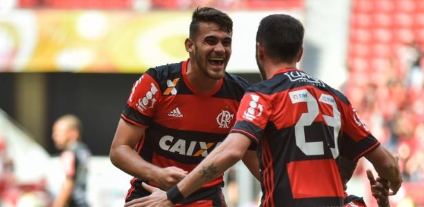 Vizeu e Mancuello estão entre reservas que têm se mostrado efetivos no Flamengo