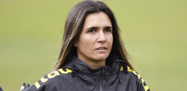 Emily Lima será a substituta de Vadão no comando da seleção feminina
