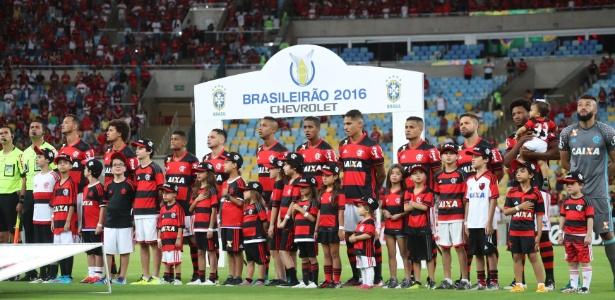 Flamengo busca título da Libertadores em 2017