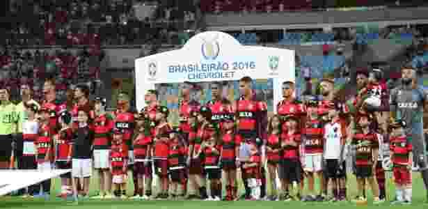 Flamengo busca título da Libertadores em 2017 - Gilvan de Souza/ Flamengo