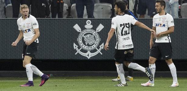Marlone marcou o gol da vitória contra o Inter em Itaquera