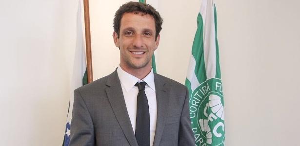 Belletti falou ao UOL Esporte sobre seus planos para a Comunicaçao do Coritiba