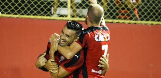 Dátolo tem dois gols em cinco jogos com a camisa rubro-negra