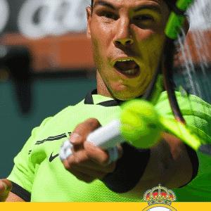Rafael Nadal - Real Madrid (ESP) - Arte UOL
