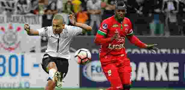 Corinthians 2 - Daniel Vorley/AGIF - Daniel Vorley/AGIF