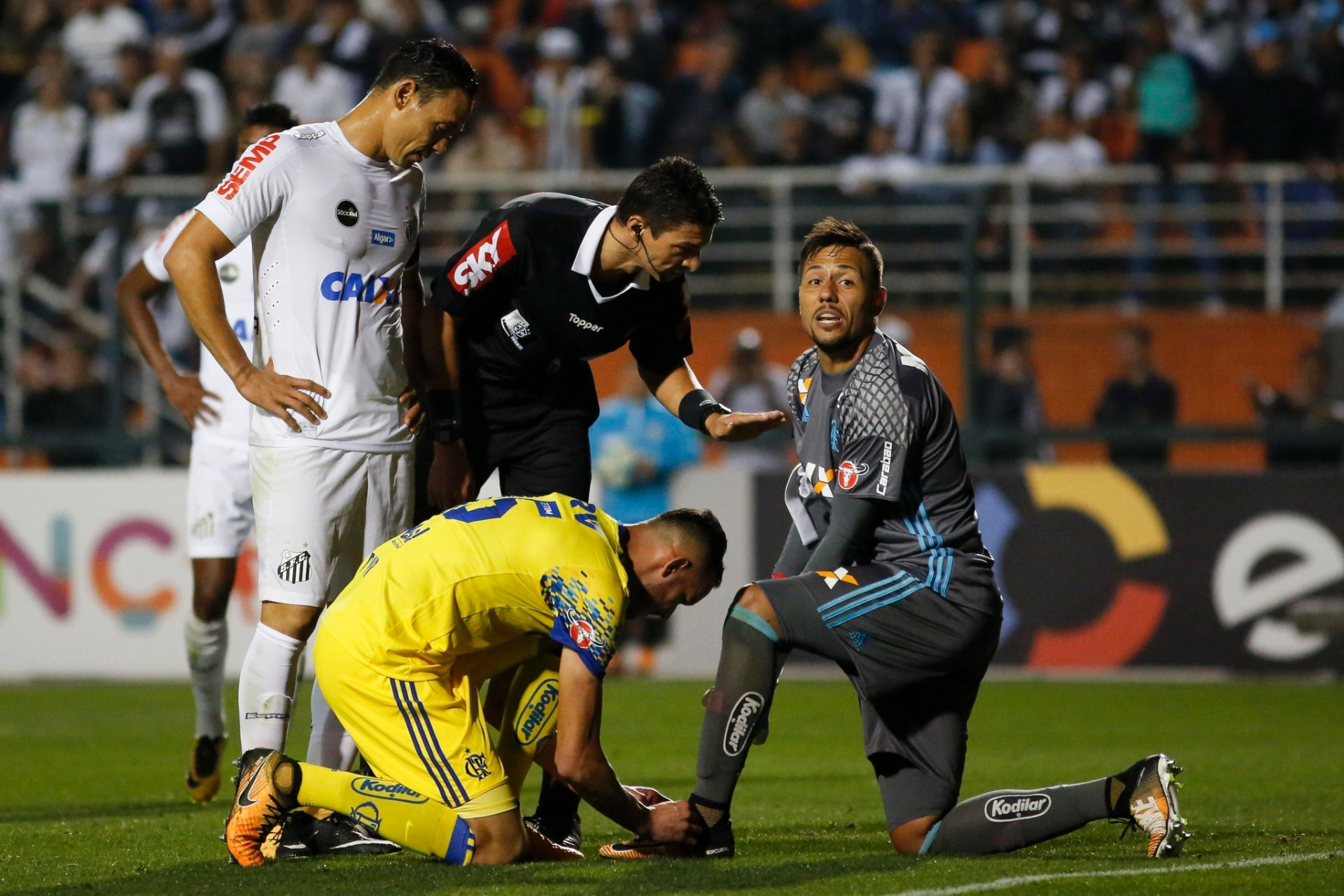 Réver diz que Diego Alves está abalado por discussão com Dorival no Fla -  Esporte - BOL 926bcc0bd66f4