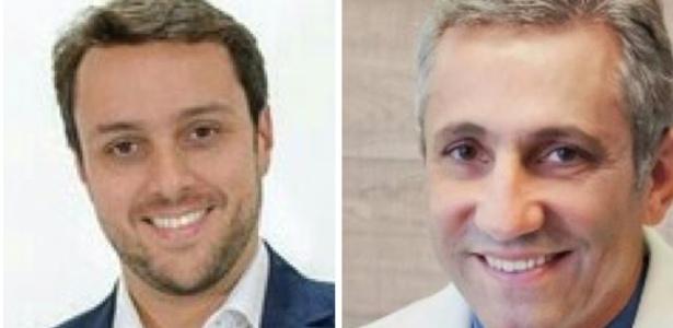 Julio Brant e Alexandre Campello já não estão mais falando a mesma língua - Divulgação