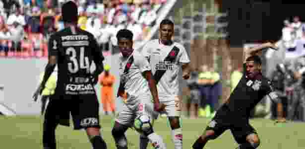Vasco x Corinthians  - Carlos Gregório Júnior/Divulgação - Carlos Gregório Júnior/Divulgação