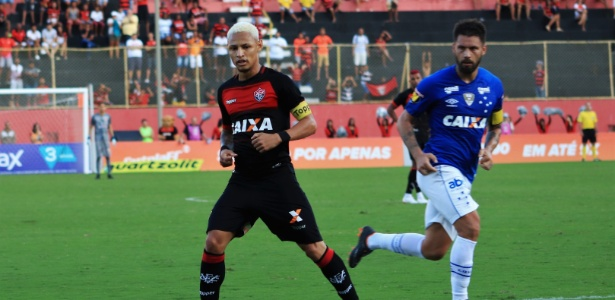 Neilton é reforço do Inter em empréstimo de um ano junto ao Vitória - Maurícia da Matta/EC Vitória