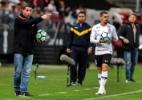 Menon: Loss mata o Corinthians. Mata-mata salva? - Ale Cabral/AGIF