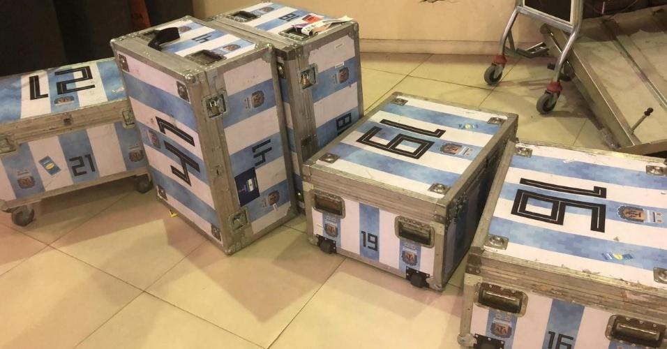 AFA caixas Argentina