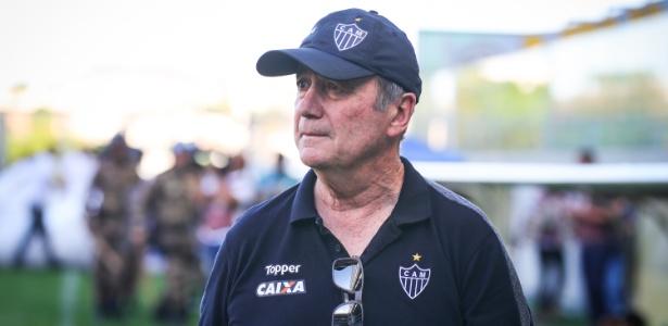 Treinador acredita que voltar a liberar os atletas poderá ser útil no futuro atleticano - Bruno Cantini/Divulgação/Atlético-MG