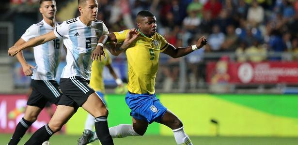 Brasil Vs Argentina Sub 20: Brasil Bate A Argentina No Sul-Americano Sub-20, Mas Fica
