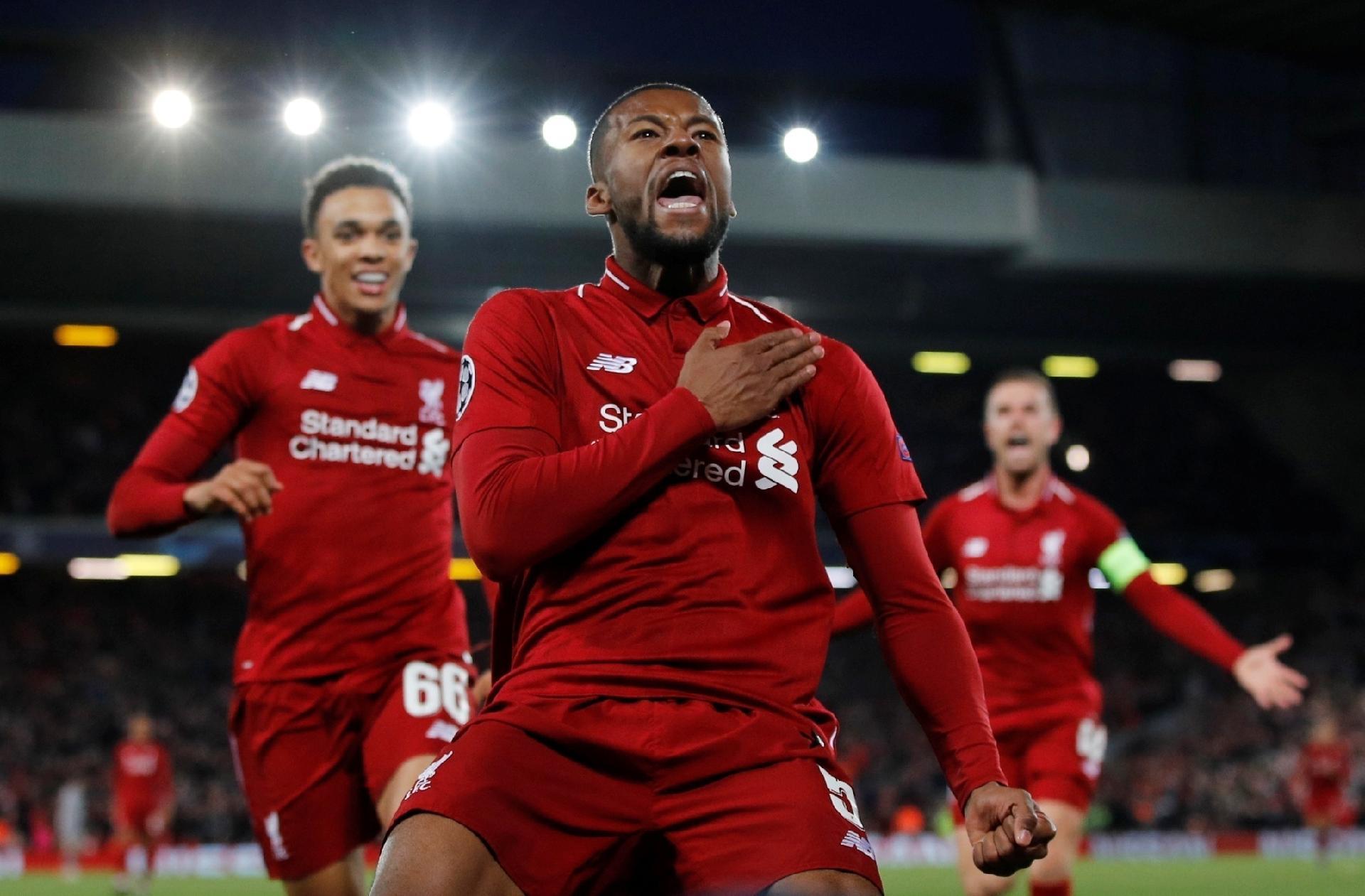 f90ec447567 Liverpool consegue virada heroica contra Barça e vai à final da Champions -  07 05 2019 - UOL Esporte