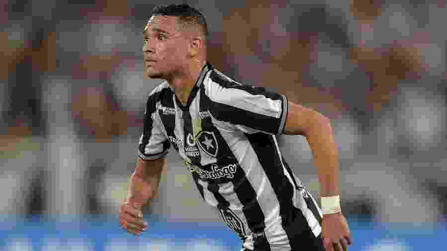 Luiz Fernando marcou para o Botafogo contra o Sol de América pela Copa Sul-Americana - Thiago Ribeiro/AGIF