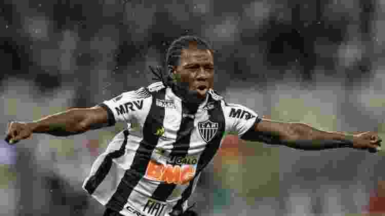 Yimmi Chará foi vendido do Atlético-MG para o Portland Timbers, dos Estados Unidos - Alessandra Torres/AGIF - Alessandra Torres/AGIF