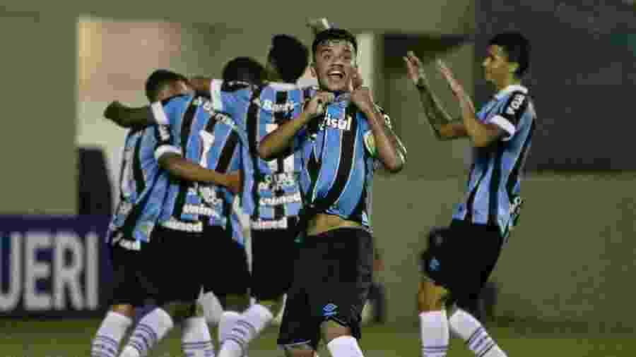 Grêmio elimina Oeste na semifinal da Copa São Paulo - Leonardo Benhossi/Divulgação/FPF