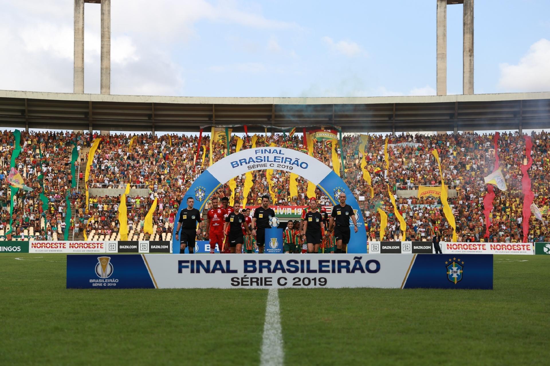 Band Renova Acordo E Exibira Jogos Da Serie C Para O Norte E O Nordeste 14 07 2020 Uol Esporte