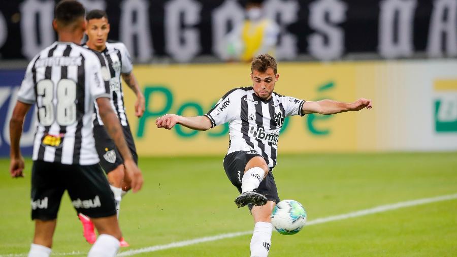 Hyoran, meio-campista do Atlético-MG, ganha moral em elenco comandado por Jorge Sampaoli - Bruno Cantini/Atlético-MG