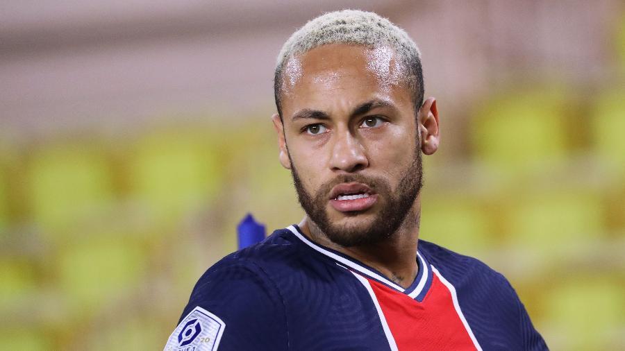 Neymar não está entre os finalistas do prêmio The Best - Valery HACHE / AFP