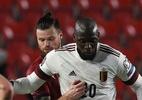 República Tcheca e Bélgica ficam no 1 a 1 pelas eliminatórias à Copa-2022 - Michal Cizek/AFP
