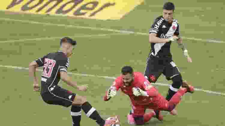 Vasco e Ponte Preta se enfrentam pela Série B no Moisés Lucarelli, em Campinas -  DENNY CESARE/CÓDIGO19/ESTADÃO CONTEÚDO -  DENNY CESARE/CÓDIGO19/ESTADÃO CONTEÚDO