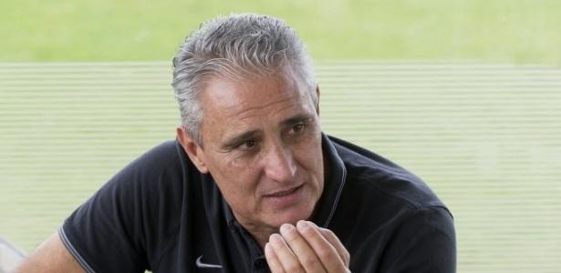 Tite deixou o Corinthians para comandar a seleção brasileira