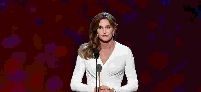 Caitlyn Jenner recebe Prêmio de Coragem Arthur Ashe  nos ESPYs de 2015 - Kevin Winter/Getty Images