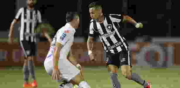 Neilton deve estar pronto para enfrentar o Cruzeiro - Vitor Silva/SSPress/Botafogo