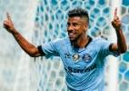 Grêmio acerta renovação com Léo Moura até o final de 2018 - Lucas Uebel/Grêmio