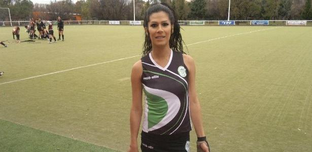 Jessica Millamán está liberada para jogar com mulheres - Reprodução