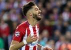 Bayern quer pagar R$ 186 mi por atacante Carrasco, do Atlético de Madri - CESAR MANSO/AFP